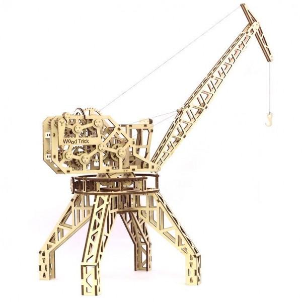 Wood Trick: Crane (Kran)