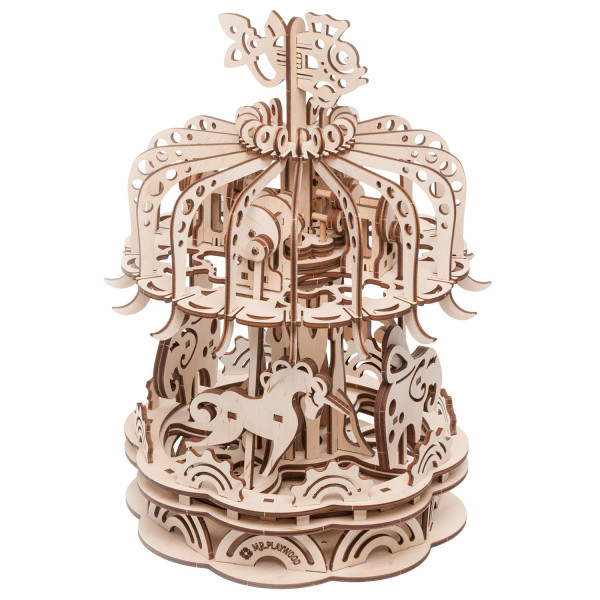 Mr. Playwood: Carousel Small