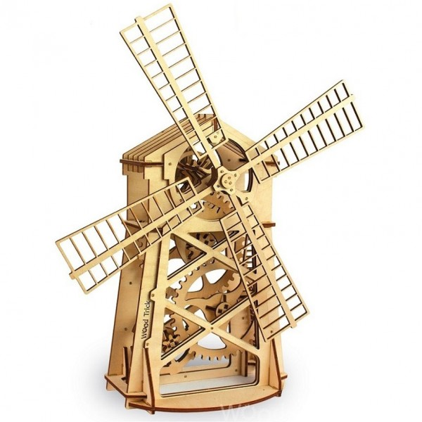 Wood Trick: Mill (Mühle)