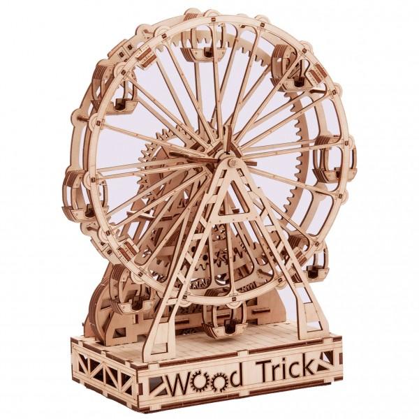 Wood Trick: Mechanical Observation Wheel