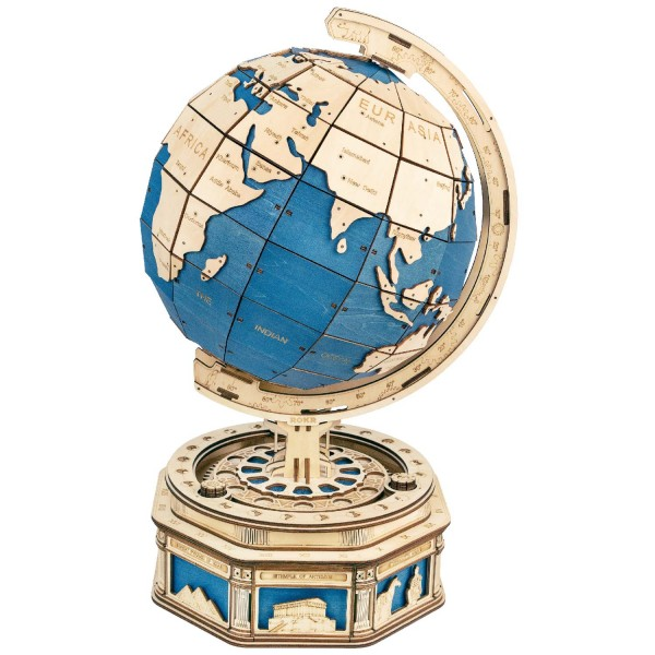 Rokr: The Globe