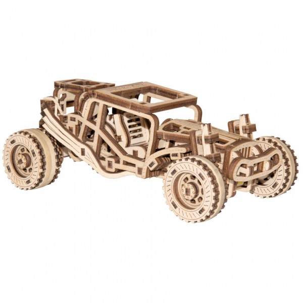 Wooden.City: Buggy