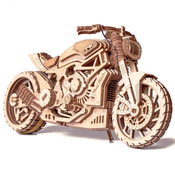 Wood Trick: Motorcycle DMS