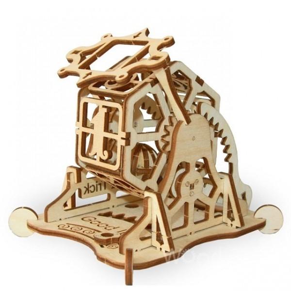 Wood Trick: Wheel of fortune (Glücksrad)