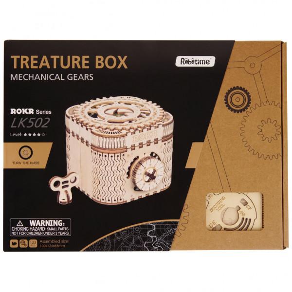 Rokr: Treasure Box