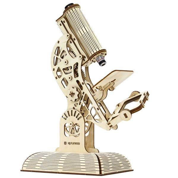 Mr. Playwood: Mikroskop (Microscope)