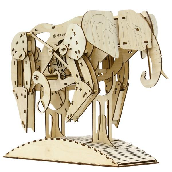 Mr. Playwood: Elefant (Elephant)