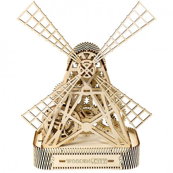 Wooden.City: Windmill (Windmühle)