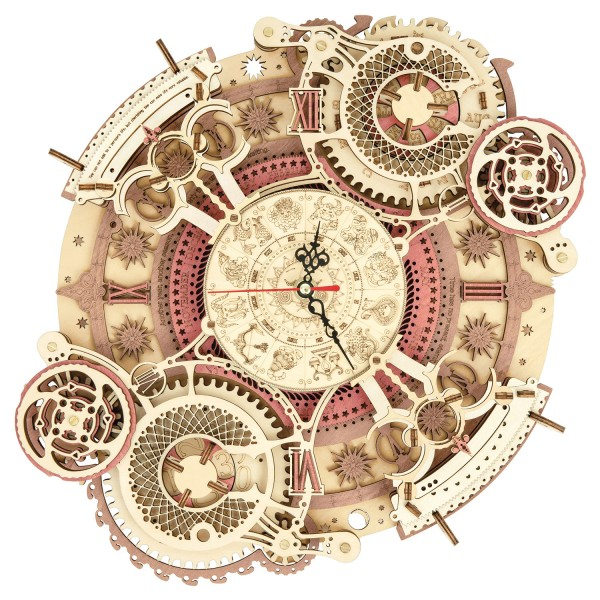 Rokr: Zodiac Wall Clock
