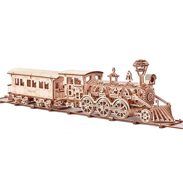 Wood Trick: Locomotive R17