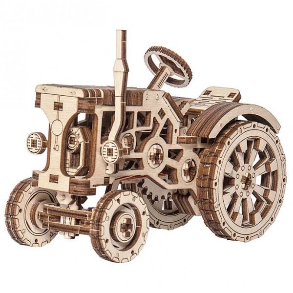Wooden.City: Tractor
