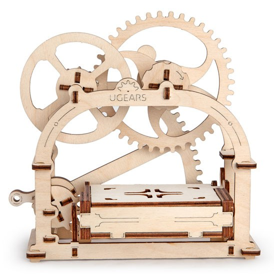 Ugears Mechanical Box (Schatulle)