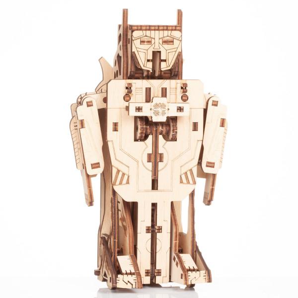 "Mr. Playwood: Transformer ""Roboter-Flugzeug"""