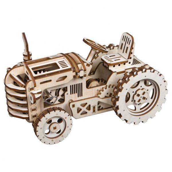 Rokr: Tractor