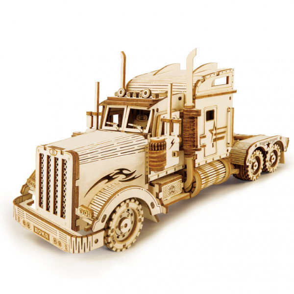 Rokr: Heavy Truck