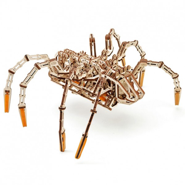 Wood Trick: Space Spider