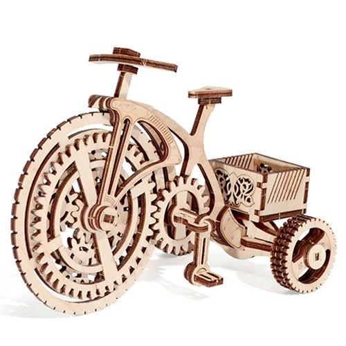 Wood Trick: Bicycle (Fahrrad)