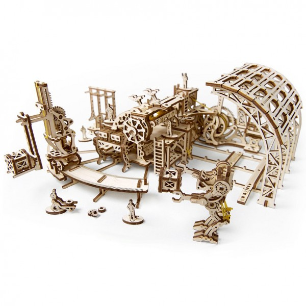 Ugears Roboterfabrik (Mechanical Town Series)