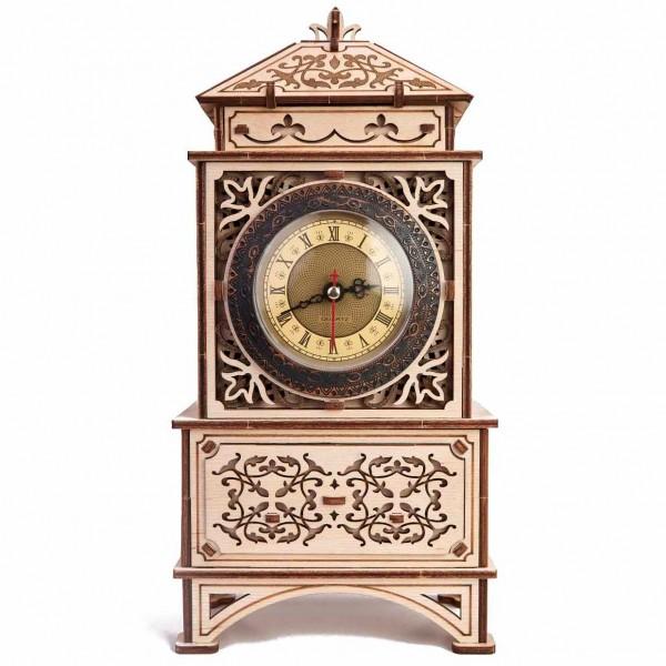 Wood Trick: Classic Clock