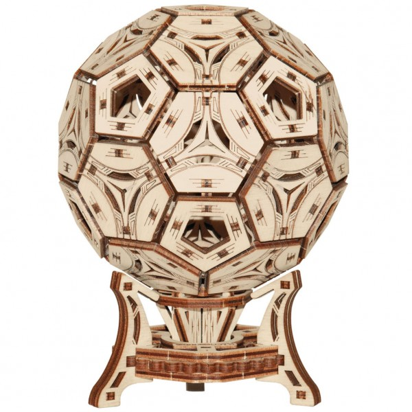Wooden.City: Football Cup Multifunctional Organizer