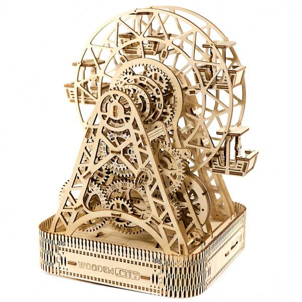 Wooden.City: Ferris Wheel (Riesenrad)