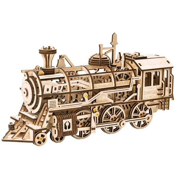 Rokr: Locomotive