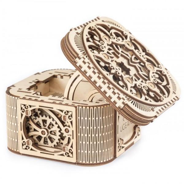 Ugears Schatztruhe (Treasure Box)