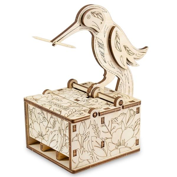 Eco Wood Art: Bird