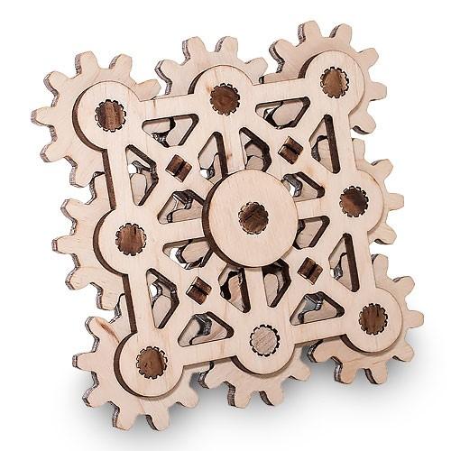 Eco Wood Art: Twister Maxi