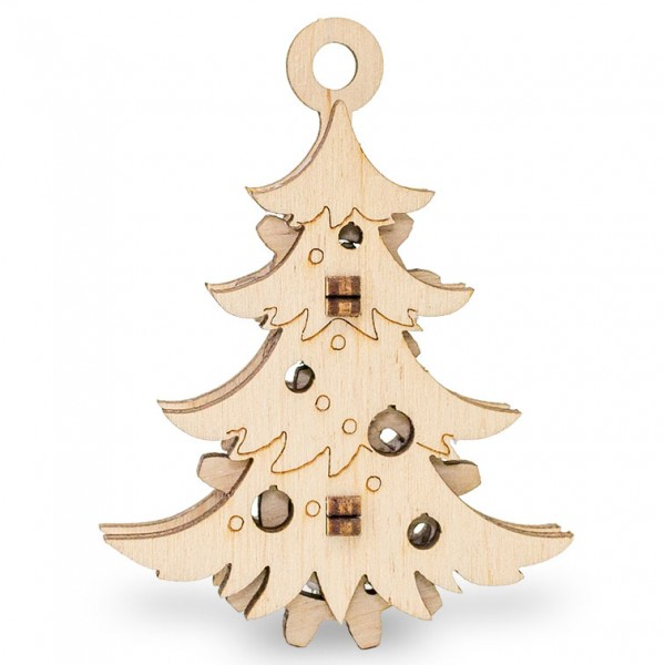 Eco Wood Art: Ewick Christmas Tree
