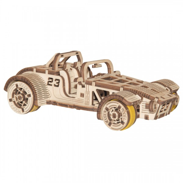 Wooden.City: Roadster