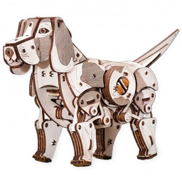 Eco Wood Art: Puppy