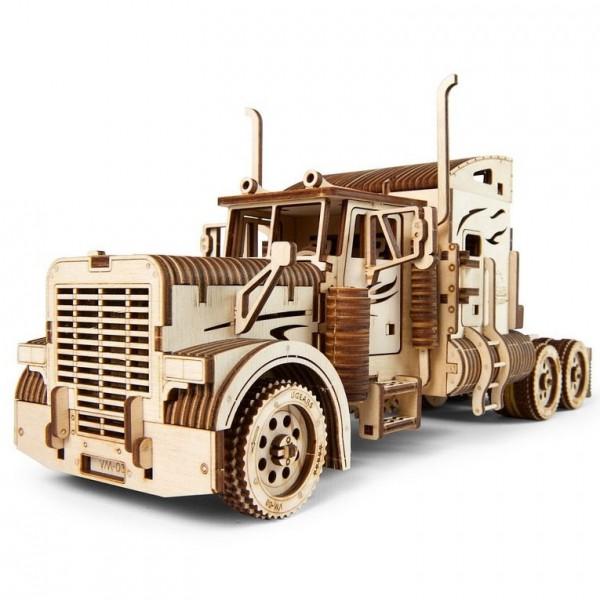 Ugears Lastwagen/Truck Heavy Boy VM-03